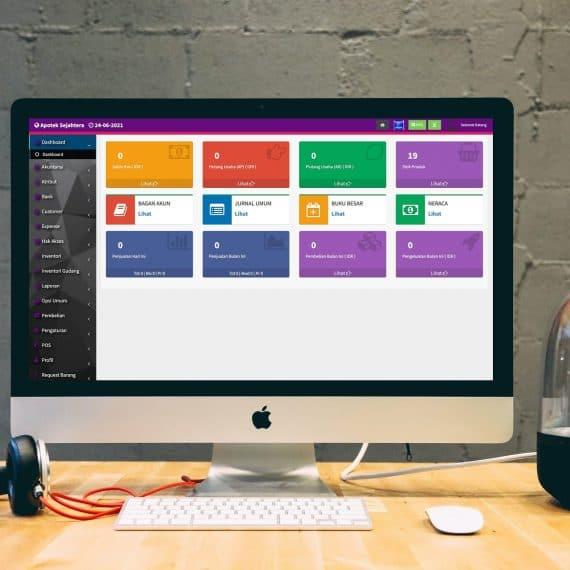 Aplikasi Sistem Informasi Manajemen Apotek